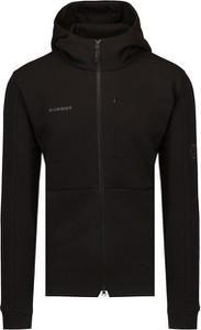 Czarna bluza Mammut w stylu casual