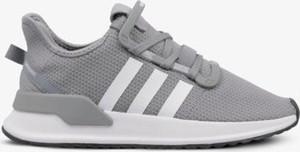 adfefd26 Buty sportowe Adidas w sportowym stylu z płaską podeszwą sznurowane