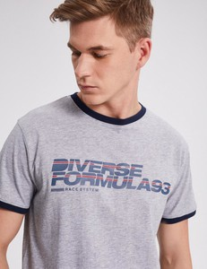 T-shirt Diverse z krótkim rękawem
