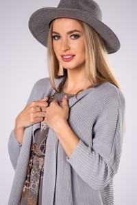 Sweter Moda Dla Ciebie w stylu casual z wełny