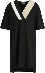 Sukienka Persona by Marina Rinaldi mini w stylu casual z dekoltem w kształcie litery v