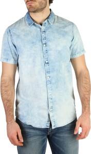 Koszula Calvin Klein z bawełny w stylu casual z kołnierzykiem button down
