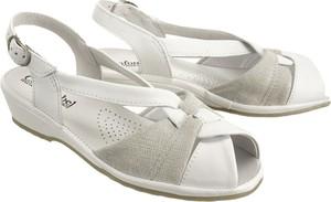 Sandały Comfortabel ze skóry