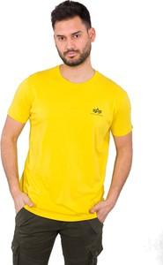T-shirt Alpha Industries w stylu casual