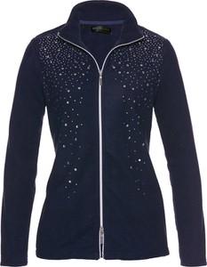 Czarna bluza bonprix bpc selection z plaru