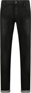 Jeansy Armani Jeans w street stylu