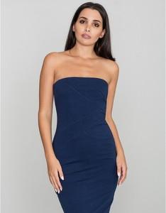 Sukienka Figl dopasowana mini