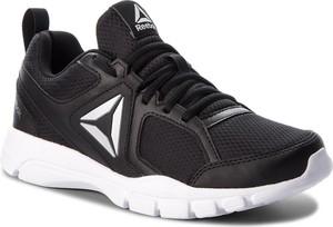 Buty sportowe Reebok dual fusion sznurowane z płaską podeszwą
