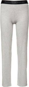 Spodnie sportowe Tommy Hilfiger z dresówki w młodzieżowym stylu