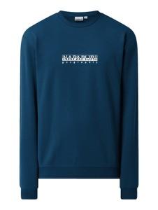 Bluza Napapijri w młodzieżowym stylu z bawełny