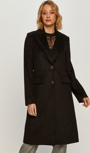 Płaszcz Guess z wełny w stylu casual