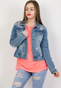 kurtki jeansowe damskie duze rozmiary stylowo i modnie z
