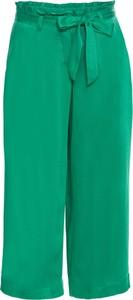 Zielone spodnie bonprix BODYFLIRT