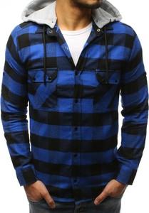 0d18f07cb62c60 koszula męska z kapturem - stylowo i modnie z Allani