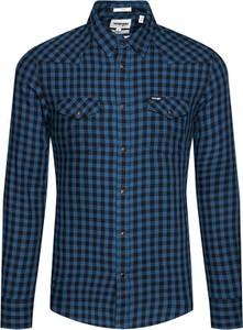 Koszula Wrangler w stylu casual z długim rękawem