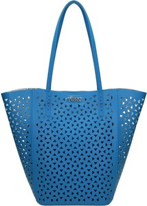 Niebieska torebka NOBO na ramię duża