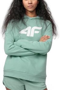 Zielona bluza 4F