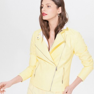 Żółta kurtka Mohito krótka