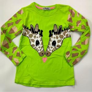 Zielona bluzka dziecięca Petit Boutique - Moda Dziecięca