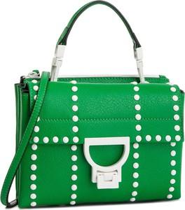 Zielona torebka Coccinelle w stylu casual