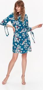 Sukienka Top Secret w stylu casual z tkaniny mini