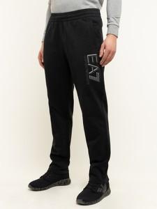 Czarne spodnie sportowe Emporio Armani