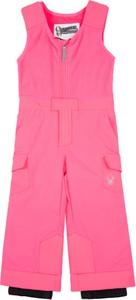 Różowe spodnie dziecięce Spyder