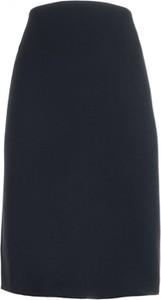Niebieska spódnica Classic Fashion midi