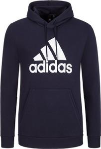 Bluza Adidas z bawełny z nadrukiem