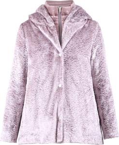 Różowa kurtka Herno