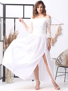 Sukienka Grandio maxi z tkaniny