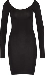 Czarna sukienka samsoe & samsoe