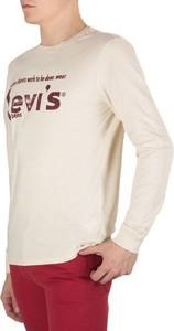 T-shirt Levis z długim rękawem
