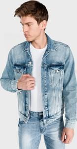 Kurtka Pepe Jeans w młodzieżowym stylu z bawełny