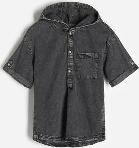 Koszula dziecięca Reserved dla chłopców z jeansu