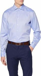 Koszula amazon.de z bawełny z długim rękawem