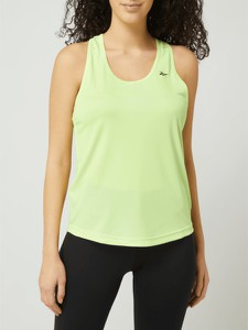 Zielona bluzka Reebok Active w sportowym stylu