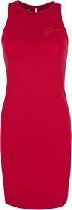 Czerwona sukienka Love Moschino mini