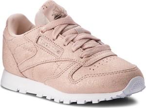 Różowe buty sportowe dziecięce Reebok