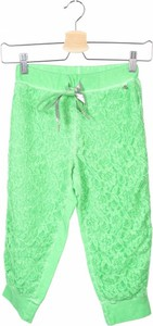 Zielone spodnie dziecięce Miss Grant