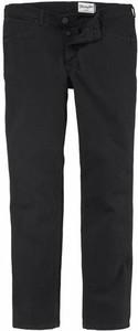 Czarne jeansy wrangler z jeansu w stylu casual