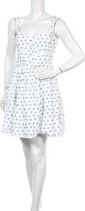 Sukienka Jack Wills bez rękawów z okrągłym dekoltem mini