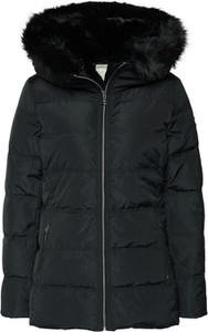 8abab3542a54 Czarna kurtka Esprit w stylu casual długa