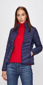 Niebieska kurtka Only krótka w stylu casual