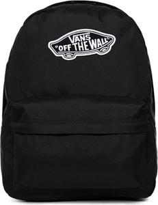 Czarna torba sportowa Vans