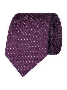 Fioletowy krawat Christian Berg Men