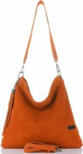 3d05812e16667 pomarańczowa torebka - stylowo i modnie z Allani