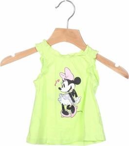 Zielony podkoszulek Disney