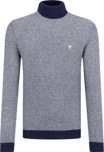 Sweter Guess Jeans z wełny