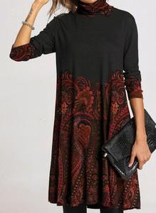 Sukienka Sandbella mini z bawełny